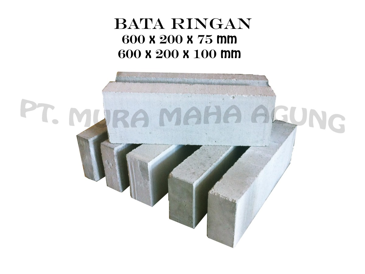 Light weigh Block / Bata Ringan Image